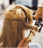 How to put in clip-in hair extensions 2