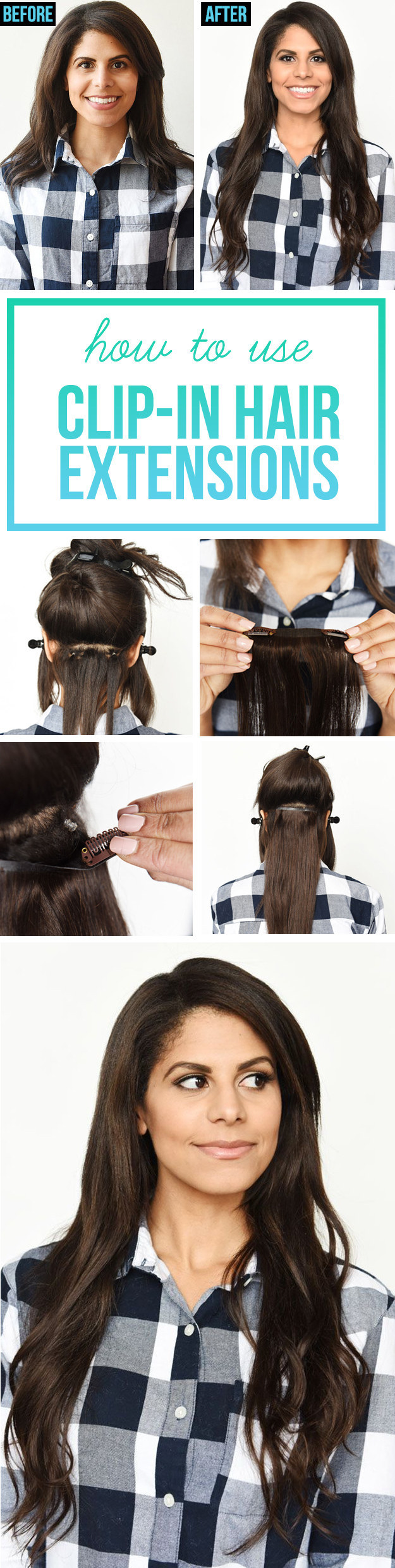 Clip In Hair Extensions Hair Extensions