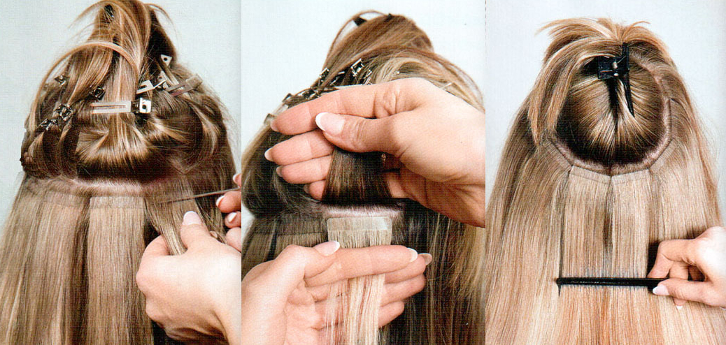 Clip In Extensions Hair Extensions